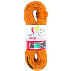 Fixe IO Rope 9,4mm x 80m, orange